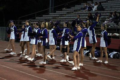 SunsetHS Varsity Football 20100924-Cheer