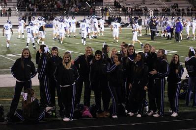 SunsetHS Varsity Football 20101015 vs Southridge