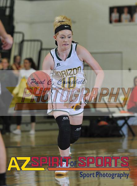 Basketball held at Home,  Arizona on 1/17/2016.