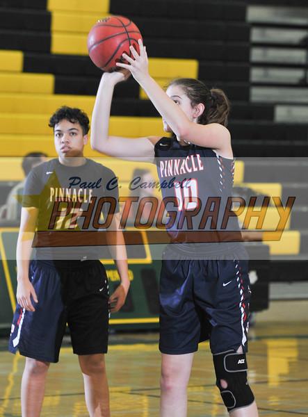 Basketball held at Home,  Arizona on 2/7/2016.