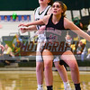 High School Girls Basketball held at Home,  Arizona on 1/30/2018.