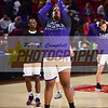 High School Girls Basketball held at Home,  Arizona on 2/21/2018.