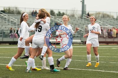 IL High School Soccer - Belleville East at Edwardsville