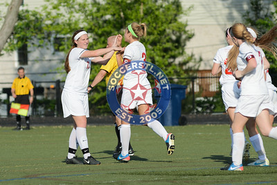 IWA defeats Ladue in Class 2 District soccer at Gay Field in Clayton