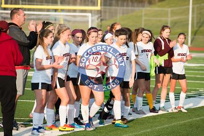 Summit Wins 11 Goal Match on Freshman's OT Deflection