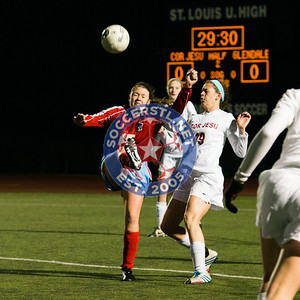 Cor Jesu Shuts Out Glendale in their Opener