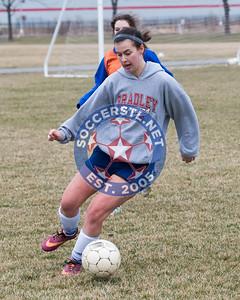 Duchesne Pioneers Girls Soccer Tryouts