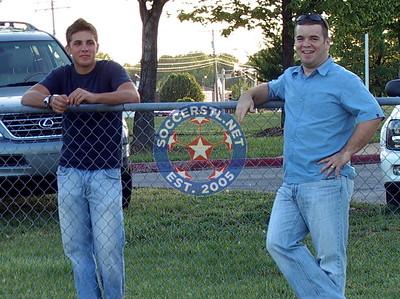 Jake Basecke & Ross Frierson