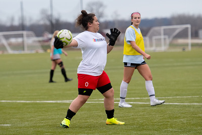2020 Incarnate Word Red Knights Soccer