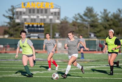 Melissa Lantz Schroeder, Lafayette Lancers