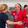 MAC High School Senior Soccer All-Stars  Girls game