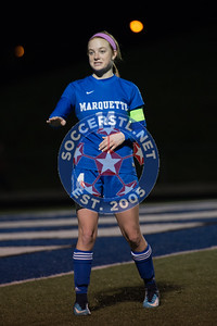 Columbia Eagles Shutout Marquette Catholic in Metro Cup match