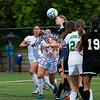 Webster Groves soccer derby match goes to Nerinx Hall