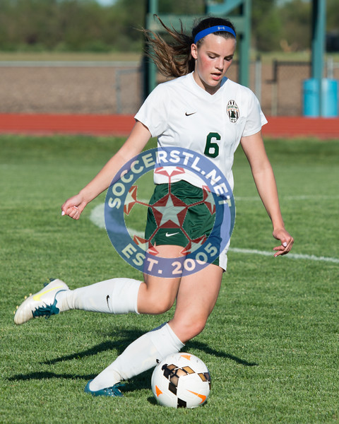 Whitfield Warriors Shuts out Orchard Farm Eagles