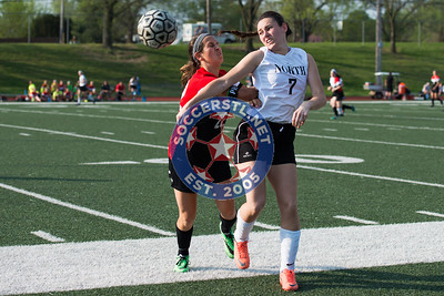 Parkway Central at Parkway North, Girls High School soccer