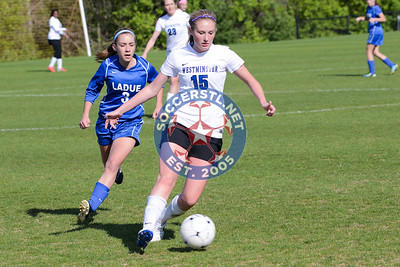 Ladue Rams at Westminster Wildcats on April 30