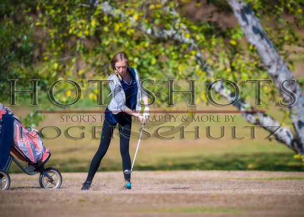 Girls HS Golf @ DN 09-15-16-20