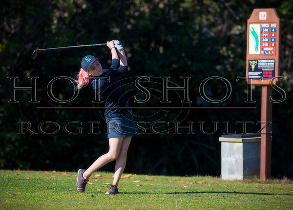Girls HS Golf @ DN 09-15-16-41