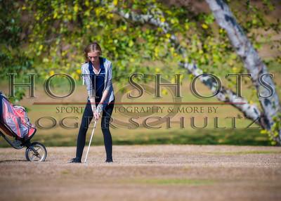 Girls HS Golf @ DN 09-15-16-19