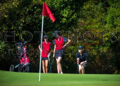 Girls HS Golf @ DN 09-15-16-26