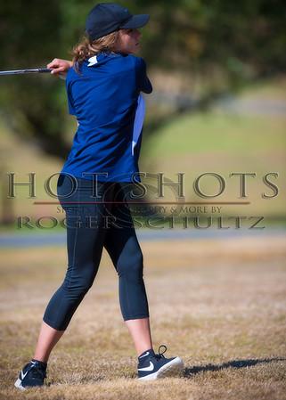 Girls HS Golf @ DN 09-15-16-23
