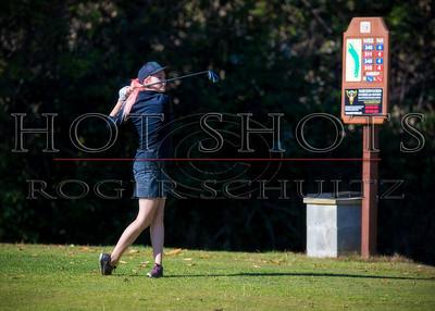 Girls HS Golf @ DN 09-15-16-45