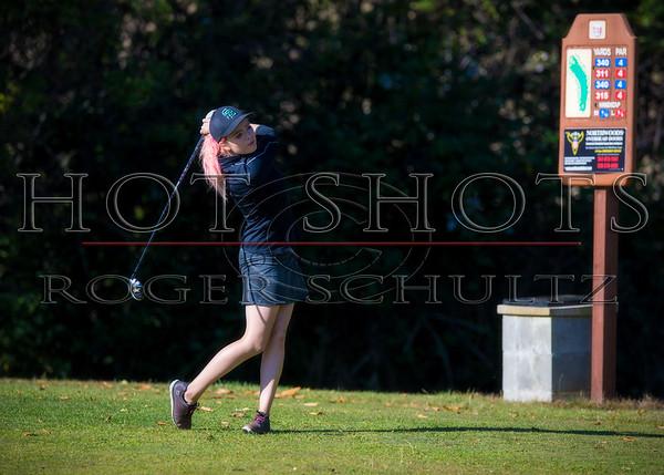 Girls HS Golf @ DN 09-15-16-42