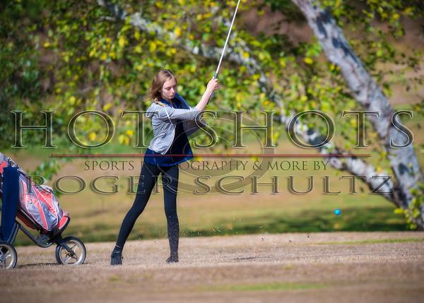 Girls HS Golf @ DN 09-15-16-21