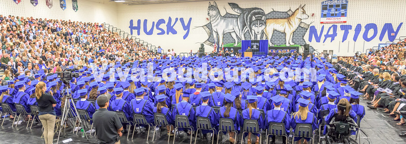 Graduation: Tuscarora High School 6.18.2015 (by Bill Corso)