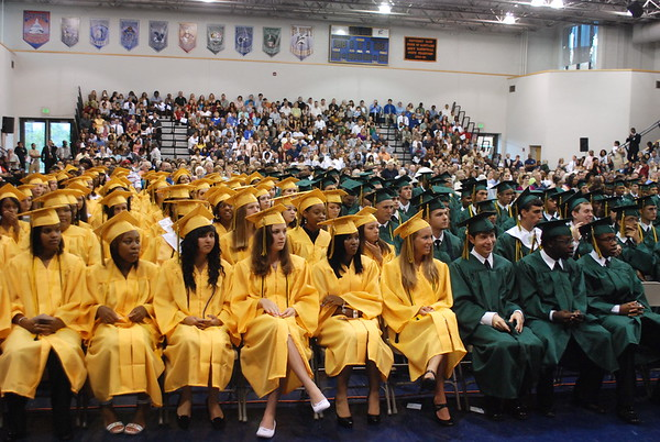 High School Graduations in St. Marys County Maryland 2009