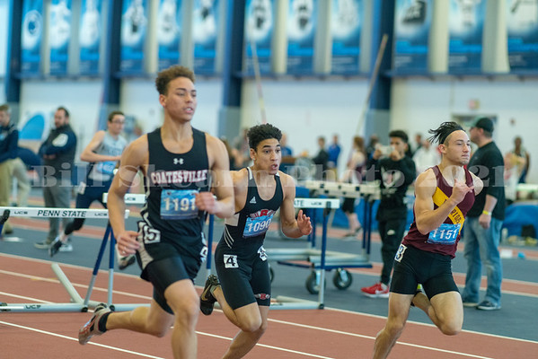 2018 Indoor Track