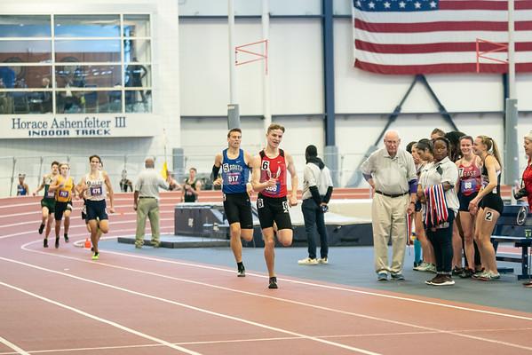 2020 PTFCA Indoor State Track Championship