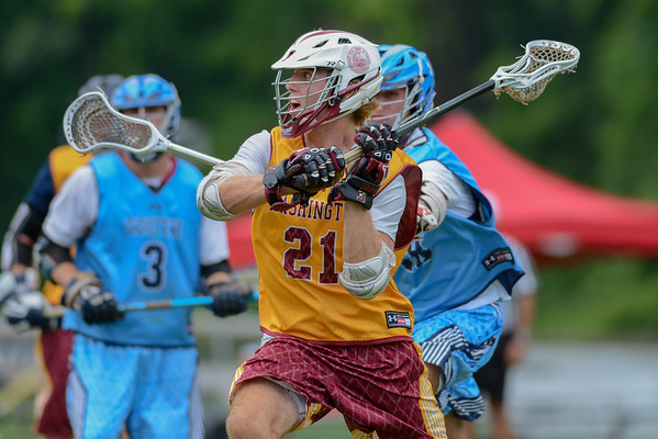 2014 Under Armour Underclass DC vs. South