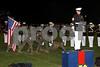 Albany georgia Marine Marching Band #5  10-16-10  Dan Massa