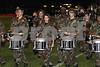 Jackson memorial Marching band #1 10-16-10  Dan Massa