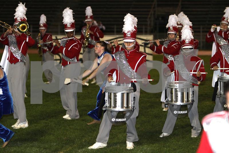 Jackson Liberty Marching band #1  10-16-10  Dan Massa