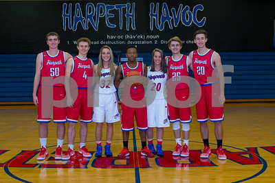 High School Mens Basketball 2016-2017