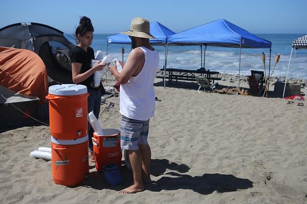 Summer Beach Camp 2106