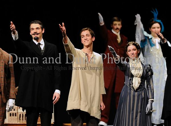 2010-03-27 - Carroll 2010 UIL One Act Play - The Elephant Man