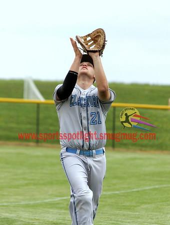 Clarksburg @ Magruder Var Baseball 2012