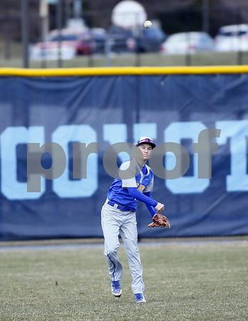 Gaithersburg @ Clarksburg Var Baseball 2015
