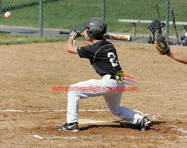 Gaithersburg @ Northwest Fall Baseball 2012