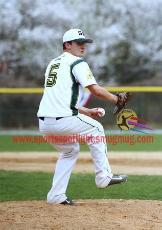Northwest @ Seneca Valley Var Baseball 2013