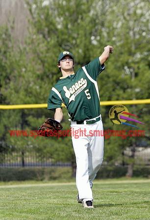 Seneca Valley @ Northwest Varsity Baseball 2012