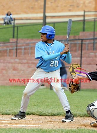Whitman @ Clarksburg JV Baseball 2012