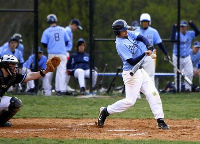 Whitman @ Clarksburg Varsity Baseball