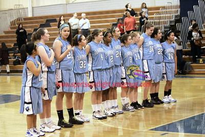 Clarksburg @ Gaithersburg Girls JV BB 2012
