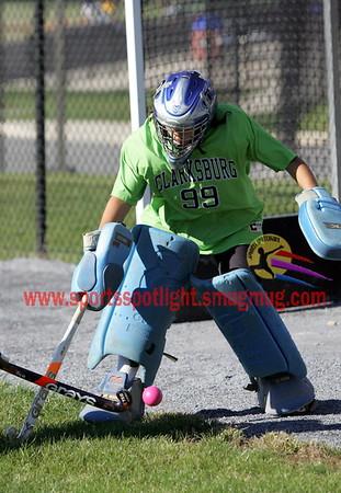 Damascus @ Clarksburg JV Field Hockey 2012