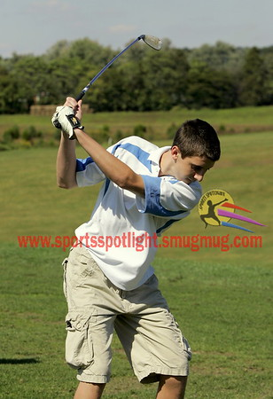 Blake, Poolesville @ Clarksburg Golf 2012