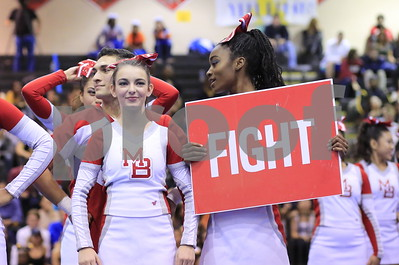 Blair - 2015 MCPS Cheer Championships